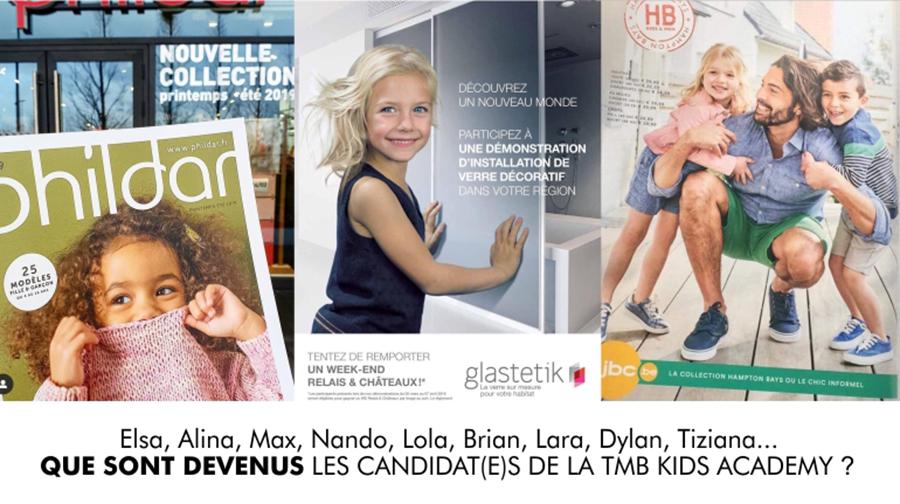 Accueil Top Model Belgium Kids